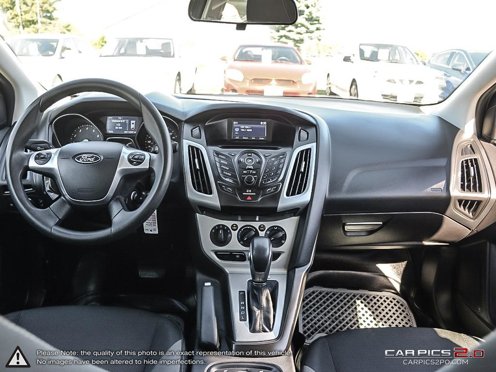 2014 Ford Focus Se Auto Choice Wise Sales Seats Sold