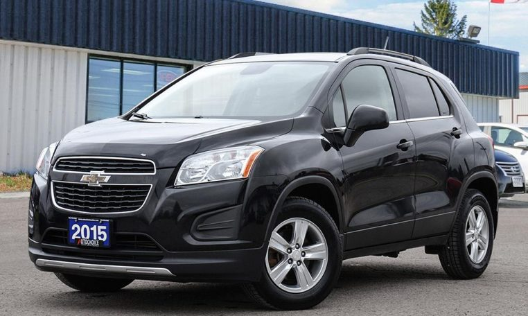 2015 Chevrolet Trax Lt Awd Auto Choice Wise Choice Sales