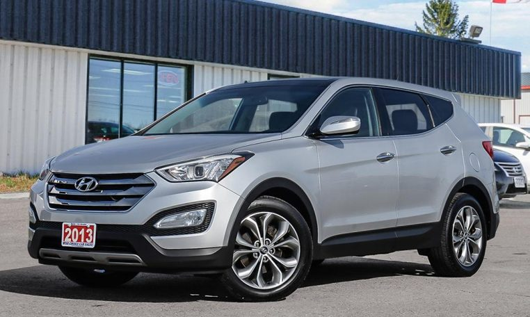 2013 Hyundai Santa Fe 2 0t Limited Awd Auto Choice Wise Choice Sales